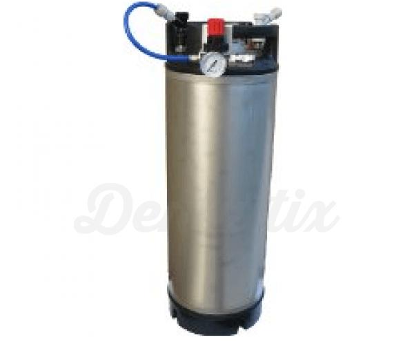 Dep sito de agua destilada 18 6 l rmaster - Agua destilada precio ...