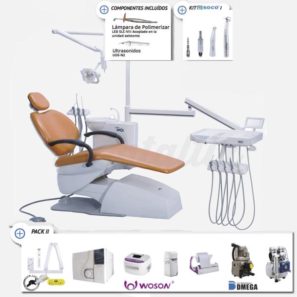 cdfd5dbf5 Pack Apertura Clínica dental Completo I VARIOS - Dentaltix
