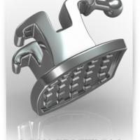 BRACKETS SISTEMA ROTH SUPER MINI 2G BAJA FRICCION (018) Img: 201807031