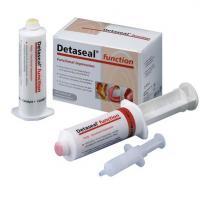 Detaseal® Function - Material De Impresión De Precisión (80ml)-Pasta base 80 ml, catalizador de 80 ml, jeringa Img: 202001041