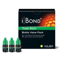 IBOND TOTAL ETCH VALUE PACK ADHESIVOS (3x4ml.) OBTURACION Img: 201809011