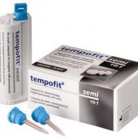Tempofit® Semi - Composite Autopolimerizables 10:1 Bis-Acrílicos (50Ml A3)-A3, 10 T-Mixer azul, 10:1 Img: 202001041