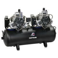 AC 610: Compresor en Tándem de 3 Cilindros y 2 Secadores de Aire - Monofásico 230 V Img: 202105221