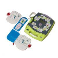 AED PLUS: Desfibrilador para RCP (información en tiempo real) - Con electrodo adulto STAT PADZ II740 Img: 202007111