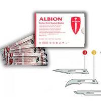 Hojas de bisturí Nro 11 de Albion Sherwood