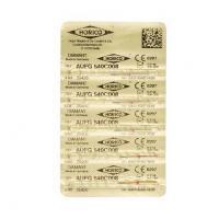 AuFG 540 - Fresa de diamante ISO 008 (5 uds) Img: 202004181