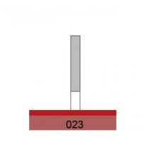 Fresas Carburo Tungsteno A023FX Laboratorio (1ud.) Img: 201807031