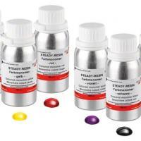 Monomeros De Color Steady-Resin-Botella 250 ml verde Img: 201911301