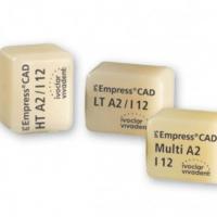 IPS EMPRESS CAD cerec/inlab multi A1 I12 5 ud Img: 201807031