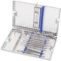 Cassete para 12 instrumentos con agujeros Img: 202005231