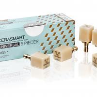 CERASMAT Cadcam universal 14L LT (5u) - 14L A1 LT 5 ud Img: 201812151