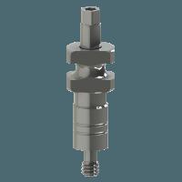 Coping impresión directo a implante plataforma ancha Img: 201901191