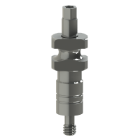 Coping impresión directo a implante plataforma regular Img: 201901191