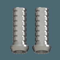 Cilindro Ti provisional para prótesis directa a implante conexión externa 5.0 mm  - Rotatorio - Implantes 5.0mm (5.u) Img: 201812221