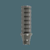 Cilindro Ti provisional para prótesis directa a implante conexión interna 3.5 mm  - Cilindro Ti Implante interno 3.5mm Ø (5 unidades) Img: 201812221