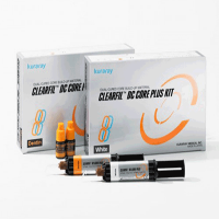 KIT CLEARFIL DC CORE PLUS - COMPOSITE RECONSTRUCCIÓN BLANCO