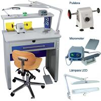 Pack completo laboratorio dental Img: 201810271