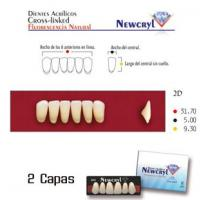 dientes newcryl 2n up