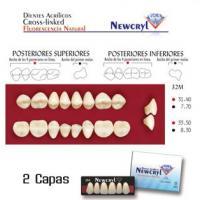 dientes newcryl 32m lo a2