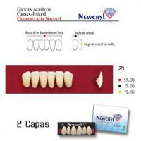 dientes newcryl 3n lo