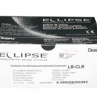 ECLIPSE plancha base superior claro 12 ud