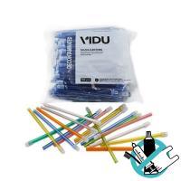 Eyectores de saliva blancos marca VIDU