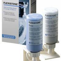 Flexistone® Plus - Eco Pack Material aislante y de modelado -2 x 1000 ml catalizador, 4 u mezcladoras Img: 202001041