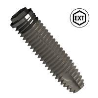 IMPLANTE PLATAFORMA REGULAR CONEXION EXTERNA  (7 mm)