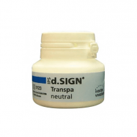 IPS DSIGN transparente neutral 100 g Img: 201807031