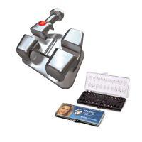"Bionic™ Bracket  Metálico Standard Edg .018"" 5x5 U/L sin Hk. Img: 201807031"