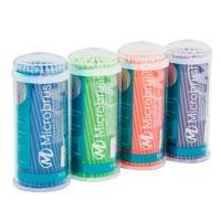 Microbrush plus aplicadores regular en tubo de 400 uds