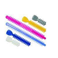 Ligaduras Elásticas Color Gris. 1000 unidades Img: 201807031