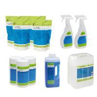 Pack Clarben para desinfección y limpieza de clínica dental