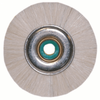CPLL NUCLEO PLASTICO PELO BLANCO FUERTE 48 MM X10UD. Img: 201807031
