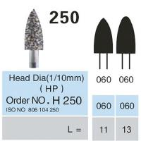 FRESAS DE DIAMANTE 250-HP X 5 UD (250-060-13) Img: 201807031