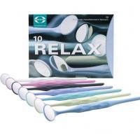 Relax Fs Rhodium - Espejo de boca (10 uds) - Blanco 4 cm Img: 202003071