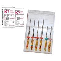 surtido endodoncia limas k3
