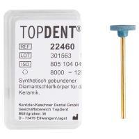 Topdent: Pulidor de Diamante (11 x 2 mm) - Kentzler-Kaschner Dental