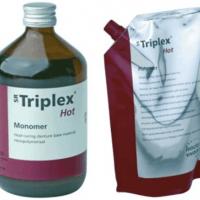 TRIPLEX HOT PV rosa vet kit (1kg+500 ml ) Img: 201807031