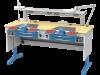 Mesa de Laboratorio Doble puesto JT-55 (B), 1,6m con Aspiración  Img: 201807031