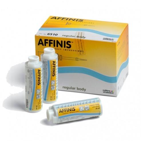 AFFINIS MICROSYSTEM REGULAR BODY (4x25ml.)  Img: 201807031