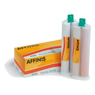 AFFINIS SYSTEM 75 heavy BODY SINGLE PACK SILICONAS (2x75ml.)  Img: 201807031