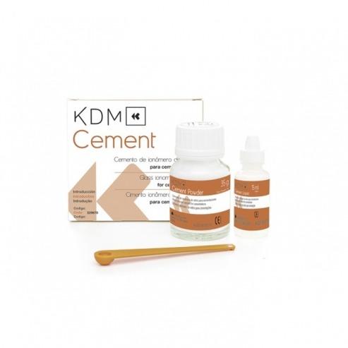 KDM - CIMENT DEFINITIF INTRO 35gr. + 15ml. Img: 201811031