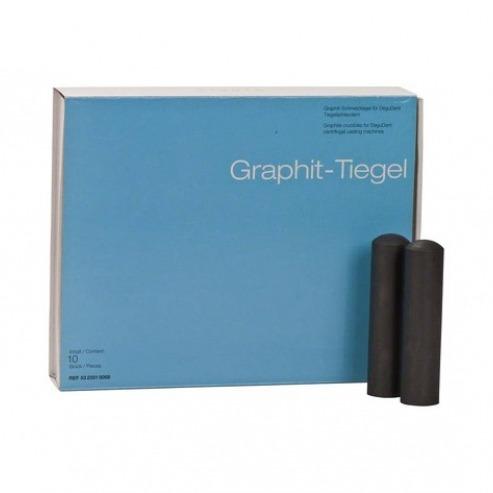 Creuset en graphite (10pc) - MC Img: 202005231