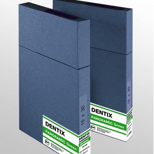 DENTIX PANORAMIC ORTOS 15x30cm - ÉQUIVALANT À T-MAT-G Img: 201807031