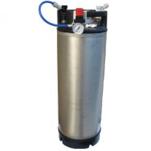 Dépôt d'eau distillée 18.6 l.  (Régulateur Standard)  Img: 201807031