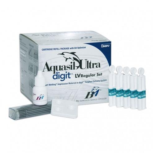 Aquasil ultra digit LV RS Petit 50u. - Amalgames dentaires  Img: 201910261