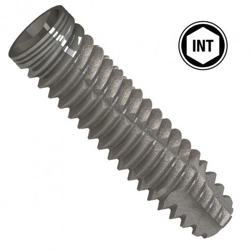 Implant de connexion interne HSLA-P+ surface (5.0mm Ø) - 8.5 mm Img: 201907271