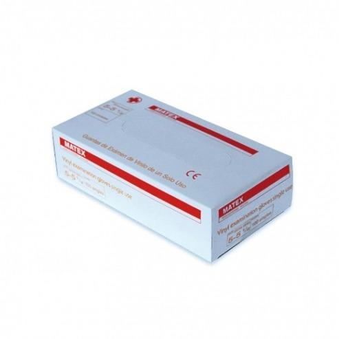 MATEX vinyle gants XS (cx10u.  DESECHABLES  Img: 201807031