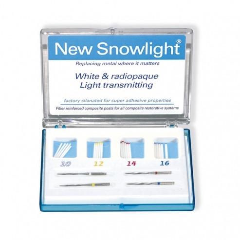 SNOWLIGHT REPOS.10 1,6mm. poteaux BLEU  Img: 201807031